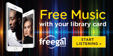 Stream music for free with Freegal