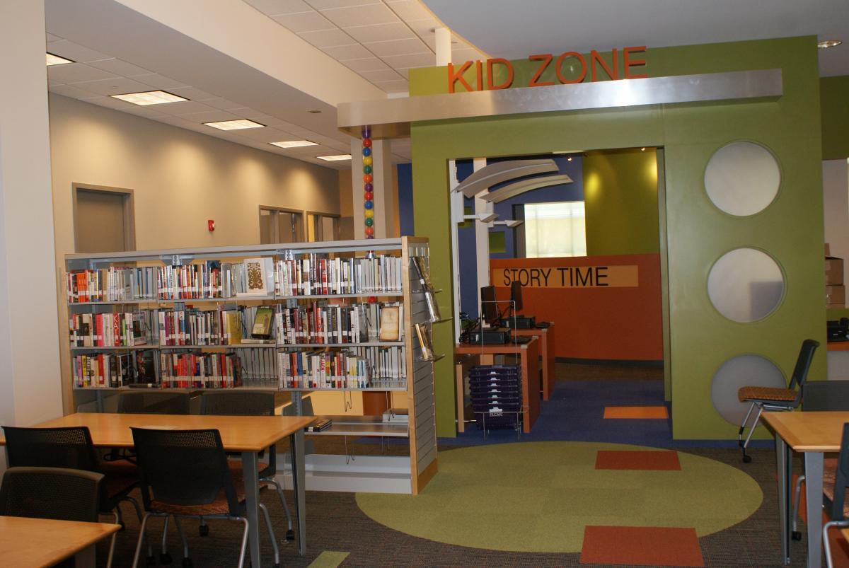Copiague Library Community Room