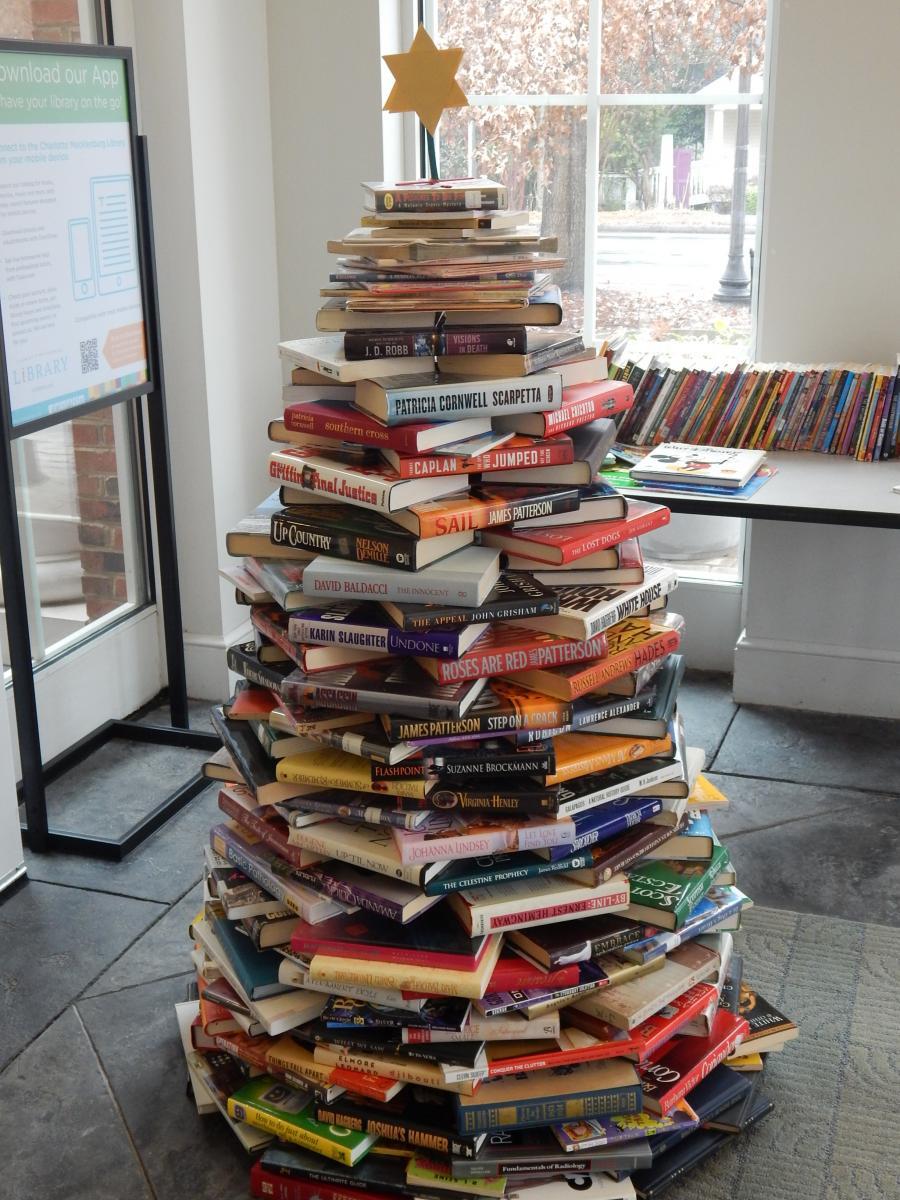 Cornelius Charlotte Mecklenburg Library