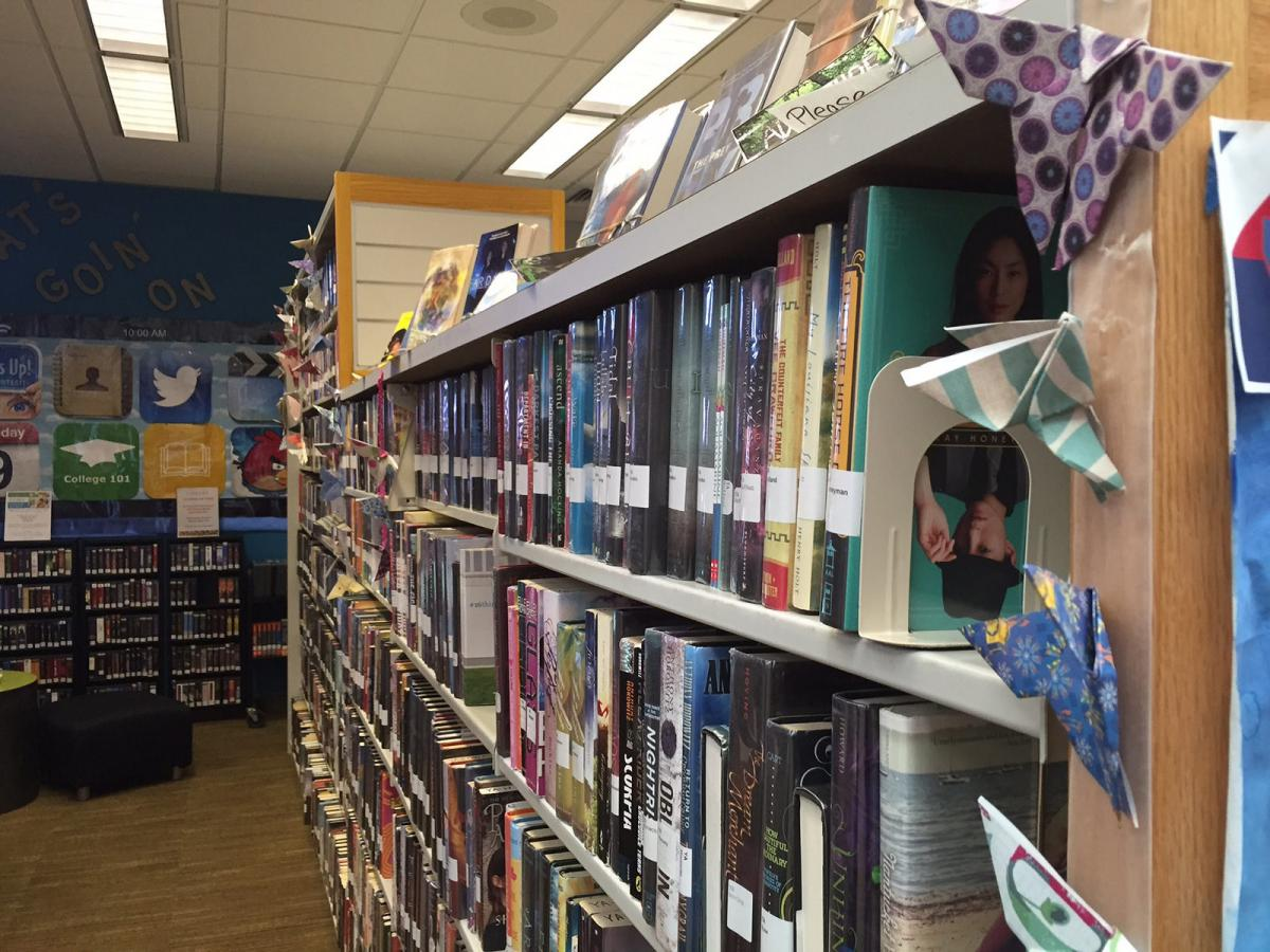 University City Regional Charlotte Mecklenburg Library