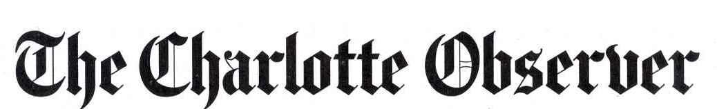 Image result for charlotte observer logo