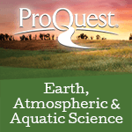 Earth, Atmospheric & Aquatic Science Database