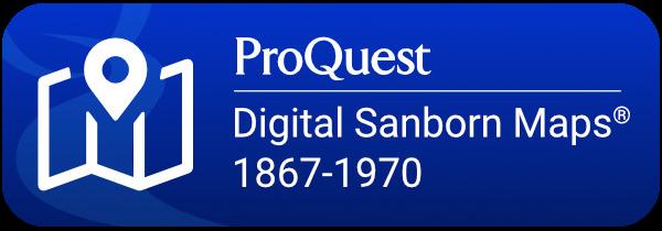 Sanborn Maps, 1867-1970 (Digital)