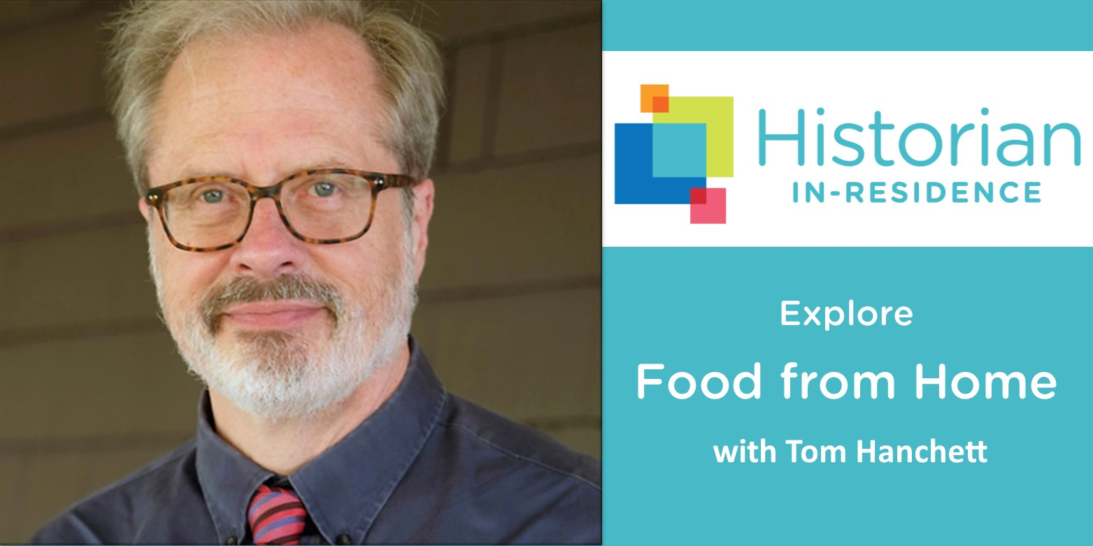 Explore the flavors of your growing up in the University City neighborhood of Charlotte with Charlotte Mecklenburg Library's Historian in Residence, Dr. Tom Hanchett.
