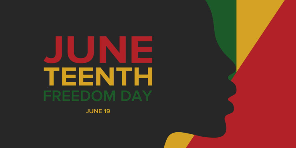 Celebrate Juneteenth on June 19 with the Library.