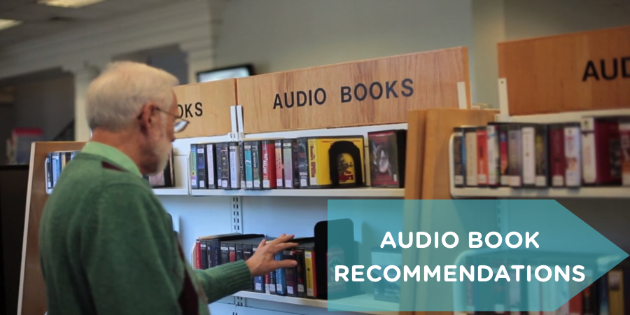 Looking for a good audio book recommendation? Click here for a variety of options as presented on WCNC Charlotte Today.
