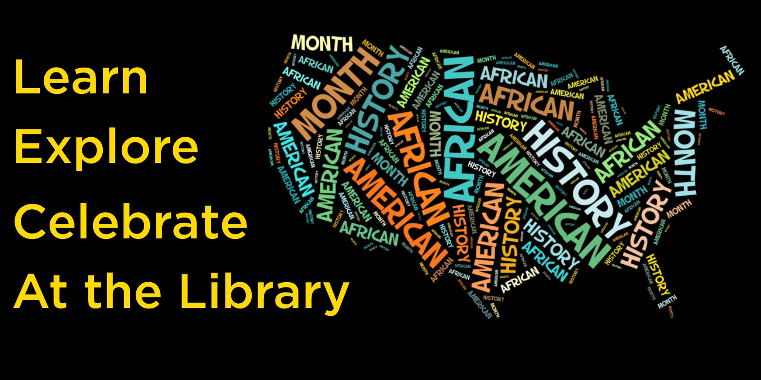 Charlotte Mecklenburg Library invites you to celebrate African American History Month with free programs, including living history events, a local author visit, film screenings, and fun and educational activities for children and teens.