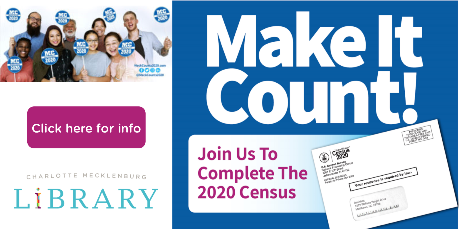 Learn more about the 2020 Census and find a link to take it here.
