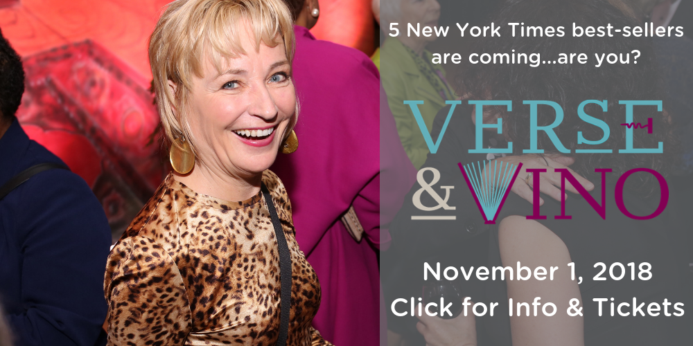 Charlotte Mecklenburg Library Foundation is now selling tickets for Verse & Vino 2018. Click here to purchase.