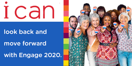 Look back and move forward with Engage 2020.