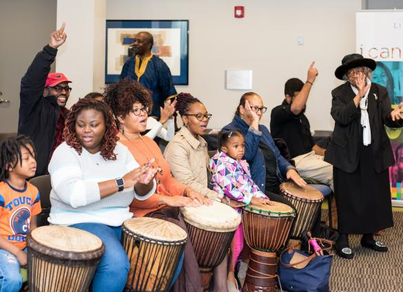 Celebrate Black History Month with the Charlotte Mecklenburg Library.
