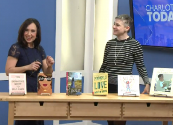 "Charlotte Mecklenburg Library's Branch Channel Leader and Interim Director of Libraries, Dana Eure, discussed six  titles that moved from print to the big screen with ""Books to Movies"" on WCNC's Charlotte Today."