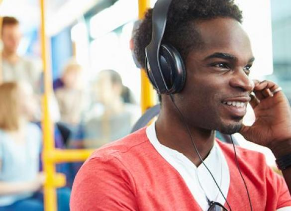 Stream new e-audiobooks and media with your Charlotte Mecklenburg Library card!