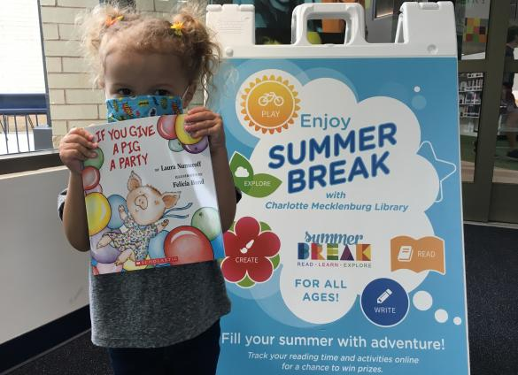 As Summer Break begins to wrap up, customers can begin collecting their prizes.