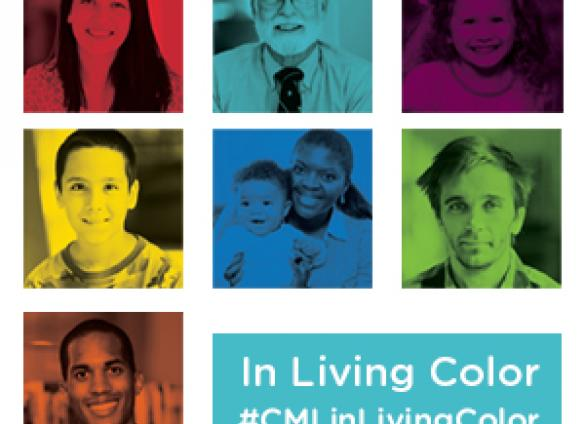 "Charlotte Mecklenburg Library celebrates ""In Living Color"" day on April 11, 2020."