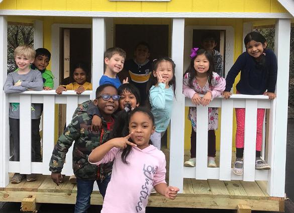 See how Charlotte Mecklenburg Library's ONE Access program helps kids and teachers at a local charter school expand their learning and personal development.