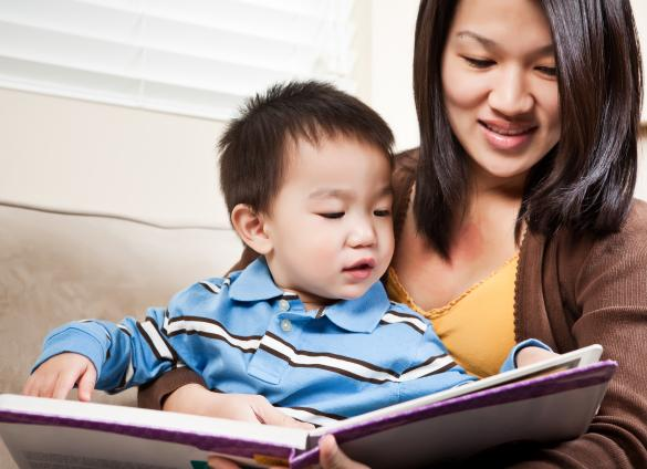Babies, Toddlers and Preschoolers can participate in Summer Break