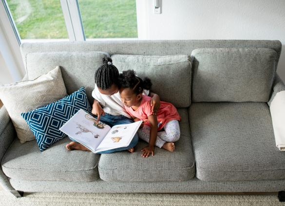 What began as a small monthly book club with staff at Sugar Creek Library and local fifth graders, has turned into a weekly sounding board for students to have intimate, and sometimes intense, discussions on racism through a shared love of reading.