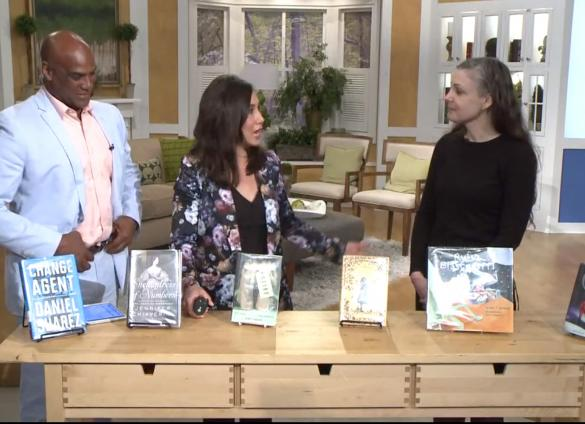 Charlotte Mecklenburg Library on WCNC Charlotte April 2018 - Books on Science/STEM