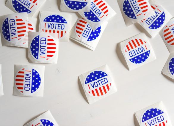 Learn how to vote with Charlotte Mecklenburg Library and WFAE.