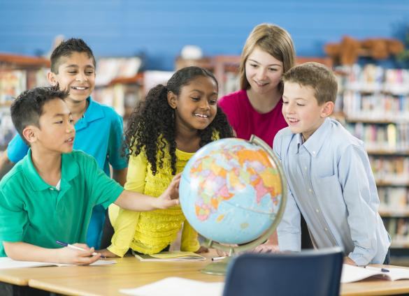 Celebrate ESL Month this August and learn a new language with resources from the Library.
