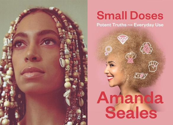 Words and lyrics from Black female artists help one woman find her voice.
