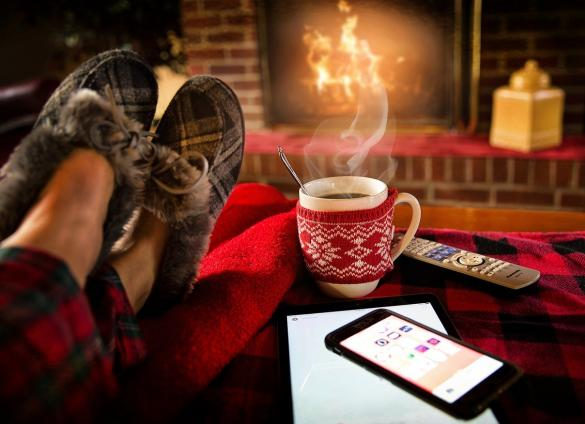 Holiday movies for the entire family with Kanopy and a Library card