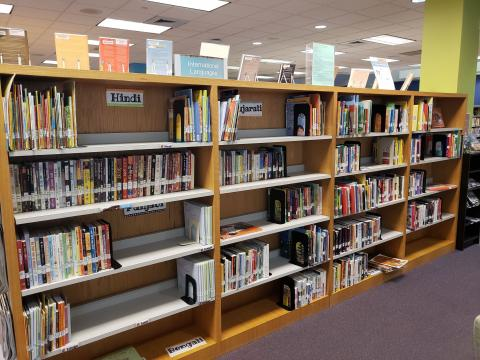 Charlotte Mecklenburg Library offers expanded world languages collection and resources in more than dozen different languages.
