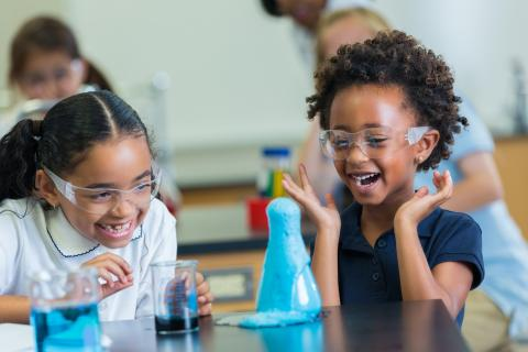 The Charlotte Mecklenburg Library's Summer Break program is embracing STEAM this  year