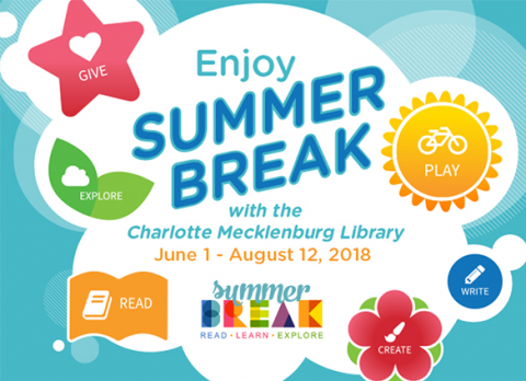Discover the learning moments all around us with Summer Break