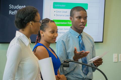Teens can use Charlotte Mecklenburg Library's College & Career Connections programs to prepare for their future.
