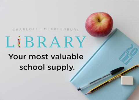 The Library: your most valuable school supply
