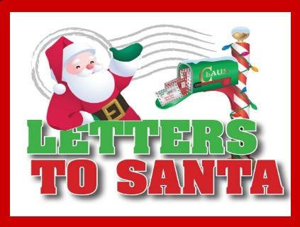 letters to santa by kids letters to santa mecklenburg library 22083 | 15733841956 17ef2ab498