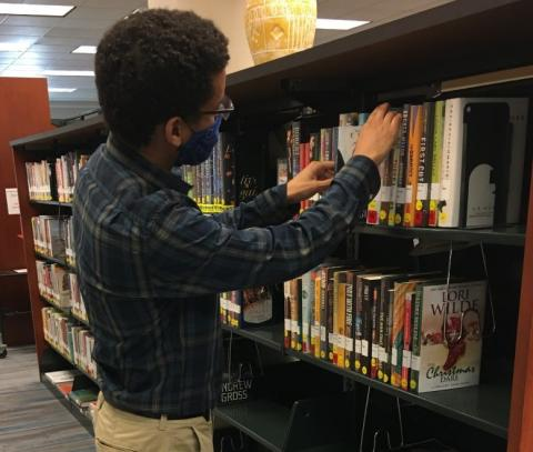 Charlotte Mecklenburg Library offers curated book lists and personal reading lists to help you find your next favor read.
